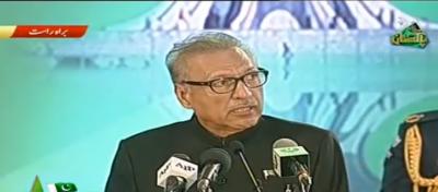 صدر کی 116 شخصیات کو پاکستان کے سول ایوارڈ دینے کی منظوری