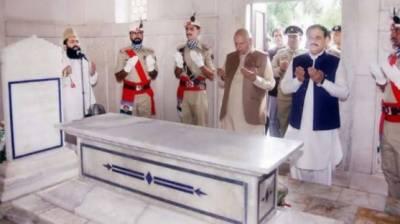 کشمیر پاکستان کی شہ رگ ہے،کشمیر پاکستان کے بغیر اور پاکستان کشمیر کے بغیر مکمل نہیں ہوسکتا:وزیراعلیٰ پنجاب عثمان بزدار