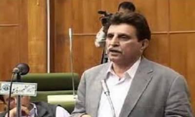 مودی کے اقدامات سے تمام معاہدے ختم ہوگئے، اب ایل او سی سیز فائرلائن بن گئی ہے: وزیراعظم آزاد کشمیر راجہ فاروق حیدر