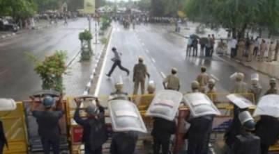 بھارت میں فرقہ وارانہ کشیدگی کے بعد دفعہ 144 نافذ