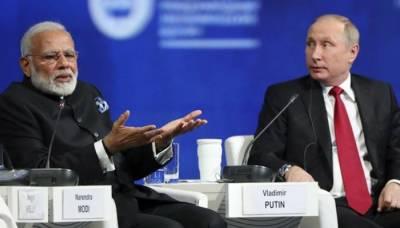 مقبوضہ کشمیر کے معاملے پر سب سے بڑے دوست روس نے بھی بھارت کو مایوس کر دیا
