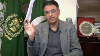 بھارتی سوچ جمہوریت اور انسانیت کی نفی ہے،اسد عمر