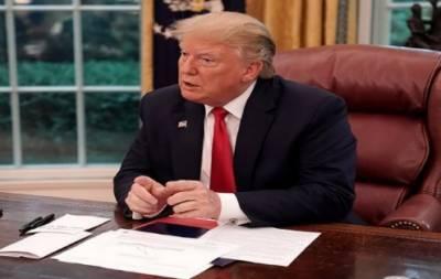 صدر ٹرمپ کا چینی مصنوعات پر سے دس فیصد محصولات عائد کرنے کا فیصلہ موخر