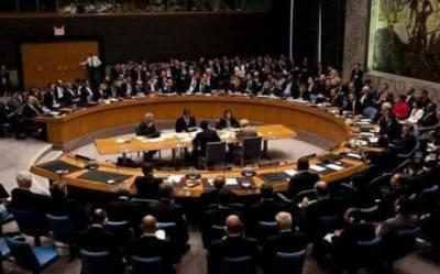 مسئلہ کشمیر کی کشیدہ صورتحال پر سلامتی کونسل کاخصوصی اجلاس شروع