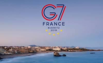 گروپ سیون کا سالانہ تین روزہ سربراہ اجلاس ہفتے سے فرانس میں شروع ہوگا