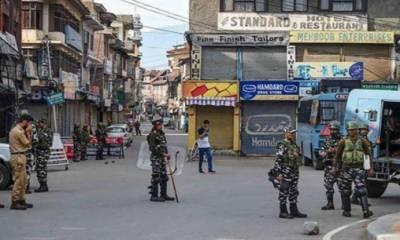 معروف آسٹریلین کالم نویس صحافی بھارت کا مکروہ چہرہ دنیا کے سامنے لے آیا ، کشمیر میں بھارتی جارحیت سے متعلق ہوش رُبا اعداد و شمار