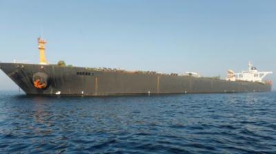 ایران کے تیل برداربحری جہاز کو جبل الطارق سے روانہ ہونے کی اجازت دے دی گئی