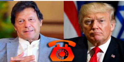امریکی صدرڈونلڈٹرمپ کی وزیراعظم عمران خان سے مقبوضہ کشمیر کی صورتحال کے بارے گفتگو