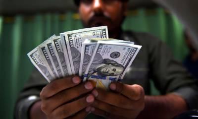 ڈالر کی قیمت میں 14 پیسے اضافہ