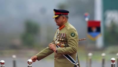 کیانی کے بعد باجوہ عہدے کی مدت میں توسیع پانے والے دوسرے جنرل