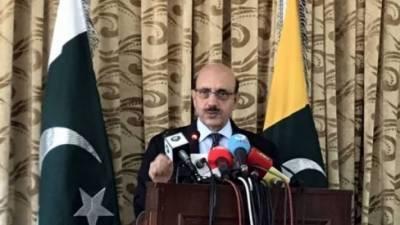 سلامتی کونسل اپنی زیر التوا قرار دادوں کےمطابق سلگتےہوئےکشمیر کے تنازع کے حل کیلئے اپنی ذمہ داری پور ی کرے:مسعود خان