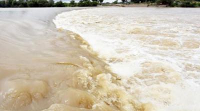 دریائے ستلج میں گنڈاسنگھ والا کے مقام پر پانی کے اخراج میں بتدریج اضافہ
