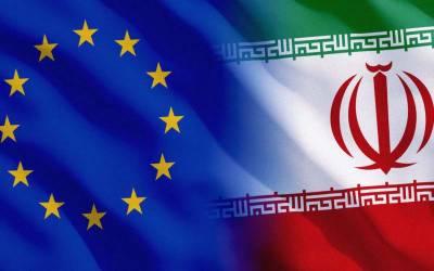 امریکی پابندیوں کے نتیجے میں ایران اور یورپ کی دوطرفہ تجارت متاثر