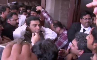 منی لانڈرنگ کیس : حمزہ شہباز کے جسمانی ریمانڈ میں 14 دن کی توسیع