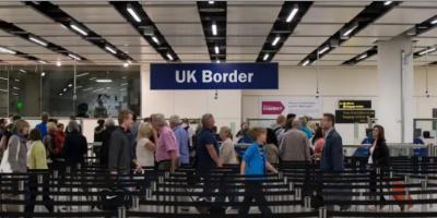 برطانوی ایئرپورٹس پر مسلمانوں کو بلاوجہ روک کر تلاشی لی جارہی ہے
