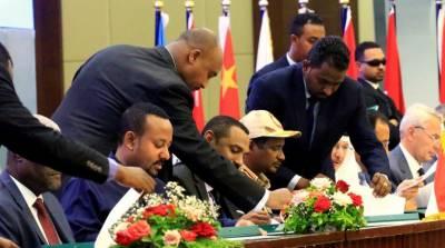 سوڈان میں فوج کے جرنیلوں اورحزب اختلاف کےاتحادکی خودمختارکونسل تشکیل