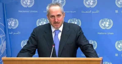 سیکرٹری جنرل اقوام متحدہ کی ایک بارپھر پاکستان بھارت کے درمیان مذاکرات کی تجویز