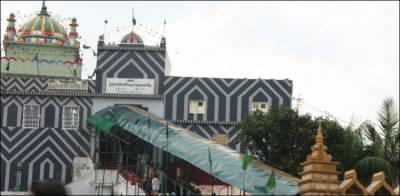 معروف صوفی بزرگ حضرت عبداللہ شاہ غازی کے 1289 ویں عرس کی تقریبات کا آغاز
