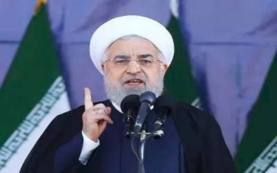 امریکا کےساتھ معاملات میں بات چیت بے کار ہے۔ ایرانی صدر
