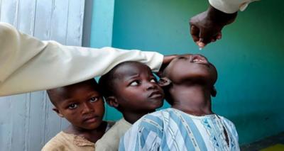 افریقی ملک نائجیریا میں بھی پولیو کا خاتمہ