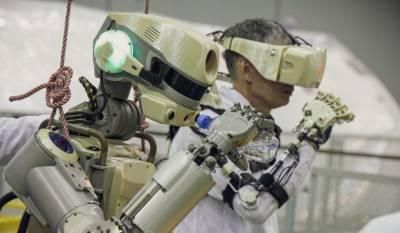 روس نے انسان نما روبوٹ خلا میں بھیج دیا