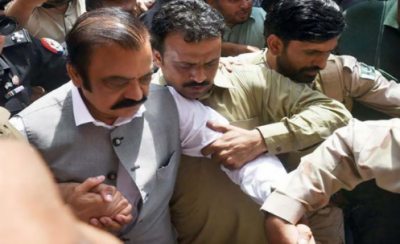 منشیات کیس:رانا ثنااللہ کے جوڈیشل ریمانڈ میں توسیع,28 اگست کو دوبارہ پیش کرنے کا حکم