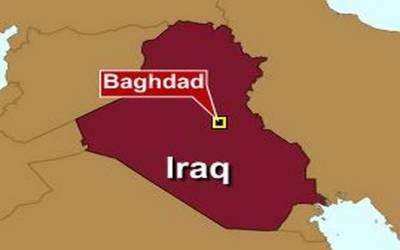 بغداد میں دھماکہ، 5افراد جاں بحق 30سے زائد زخمی