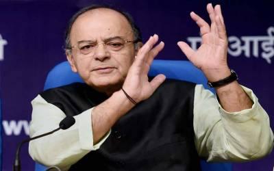سابق بھارتی وزیرخزانہ ارون جیٹلی چل بسے