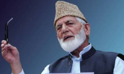 پاکستانی حکومت، عوام اور مسلم امہ کشمیر کے اہم فریق,فوری طور پر کشمیریوں کی مدد کو آئیں:سید علی گیلانی کاکشمیریوں کے نام خط
