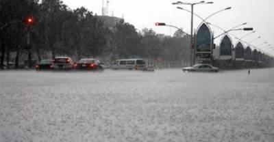 راولپنڈی، اسلام آباد میں بارش جاری، نالہ لئی کی سطح 15 فٹ تک بلند
