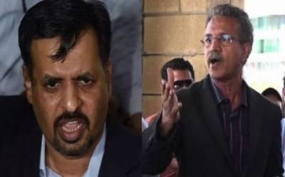 میئر کراچی وسیم اخترنے مصطفیٰ کمال کو پروجیکٹ ڈائریکٹر گاربیج تعینات کردیا،مصطفیٰ کمال تین مہینے میں کراچی کو صاف کرکے دکھائیں