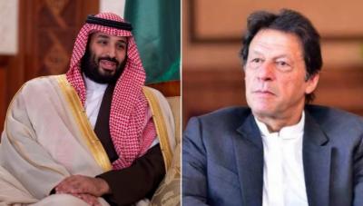 وزیراعظم کا سعودی ولی عہد سے رابطہ، کشمیر کی موجودہ صورتحال پر تبادلہ خیال