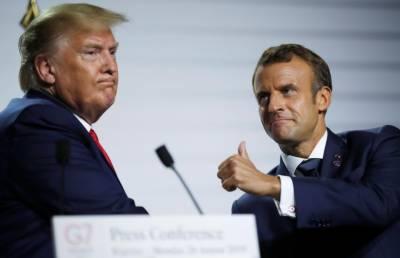 دو طرفہ کشیدگی میں کمی کے لیے ایران اور امریکا کی ملاقات ممکن ہے۔ فرانسیسی صدر
