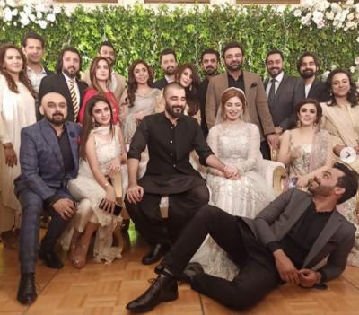 نیمل سے شادی، حمزہ نیک خواہشات پر سب کے شکر گزار