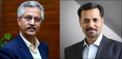 میئر کراچی وسیم اختر نے مصطفی کمال کو معطل کردیا