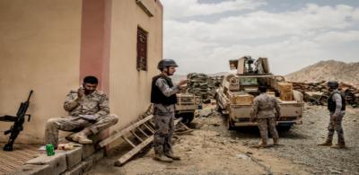 یمن کے صوبےSAADA میں آج حوثی باغیوں کے حملے میں سعودی عرب کی حمایت یافتہ یمن کی سرکاری فوج کے25فوجی ہلاک ہو گئے ہیں