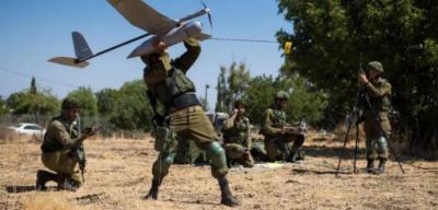 لبنانی فوج نے فضائی حدود کی خلاف ورزی کرنے پر اسرائیلی ڈرون طیاروں پر فائرنگ کردی۔