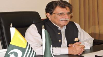 وزیراعظم آزاد کشمیر کی دنیا کے اہم ممالک کے رہنمائوں سے تنازعہ کشمیر کے حل میں مدد دینے کی اپیل