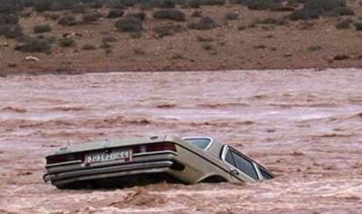 مراکش:سیلابی ریلوں میں 7 افراد ہلاک