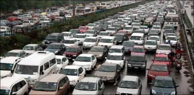 جمعے کو ملک بھر میں 12 سے ساڑھے 12 بجے تک ٹریفک روک دی جائے گی