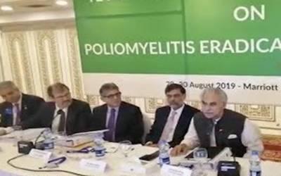 پاکستان کو پولیو سے پاک ملک بنانا حکومتِ پاکستان کی اوَّلین ترجیحات میں شامل ہے۔ڈاکٹر ظفر مرزا