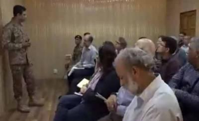 غیر ملکی صحافیوں کا ایل او سی کا دورہ، شہریوں سے ملاقات