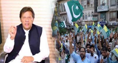 یکجہتی کشمیر ریلیاں اور مظاہرے، کراچی سے خیبر تک قوم باہر نکل آئی