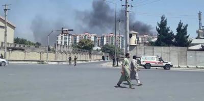 افغان شہر قندوز میں سیکورٹی فورسز پر خودکش حملہ ،10افراد ہلاک، متعدد زخمی