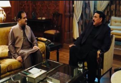 ہمارا جینا مرنا کشمیریوں کے ساتھ ہے، پاکستان کشمیر کے بغیر نامکمل ہے: شیخ رشید