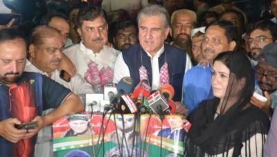 مقبوضہ کشمیر کی صورتحال کے پیش نظر پاکستان،بھارت مذاکرات کا کوئی امکان نہیں،وزیر خارجہ