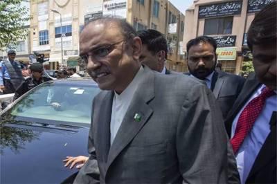 آصف زرداری کی جیل منتقلی: پیپلز پارٹی نے تحریک التوا سینیٹ سیکرٹریٹ میں جمع کروا دی