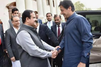 وزیر اعظم عمران خان لاہور پہنچ گئے, وزیر اعلیٰ و گورنر پنجاب سے ملاقاتیں ہوں گی