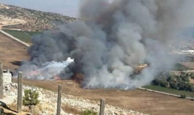 حزب اللہ کا اسرائیلی فوجی اڈے پر حملہ ، ہلاکتوں کا دعویٰ