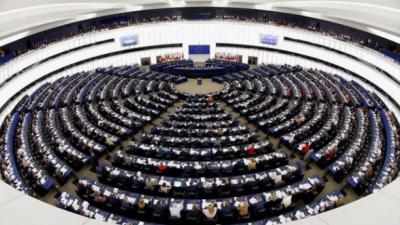 یورپی پارلیمان میں بھارت کو مذاکراتی میز پر لانے کے لیے دباؤ ڈالنے کی تجویز کی حمایت